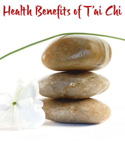 Health Benefits of T'ai Chi